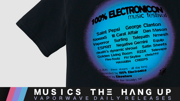 Grab yourself a 100% Electronicon Shirt + other releases 8