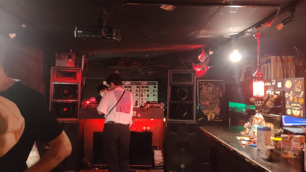 PITCH SHIFTER - FUTURE FUNK SHOW IN TOKYO, JAPAN 1