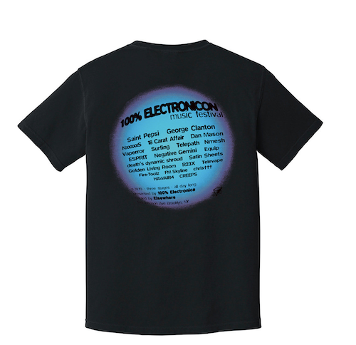 Grab yourself a 100% Electronicon Shirt + other releases 3