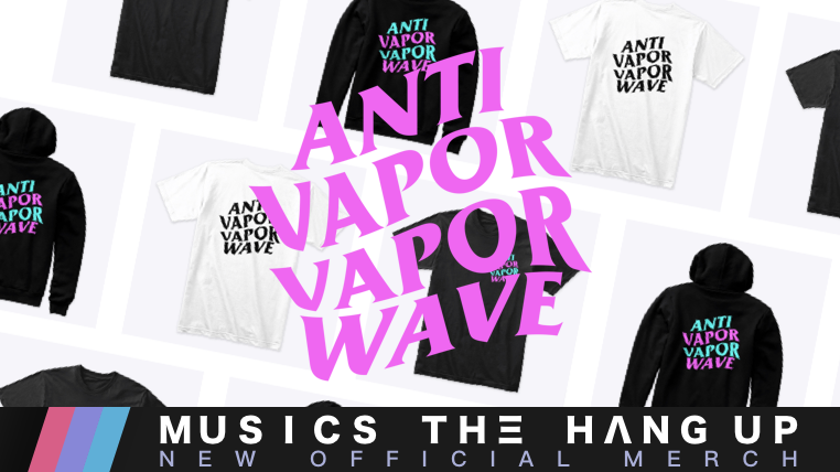 Official MTHU Merch - Anti Vapor Vaporwave 4