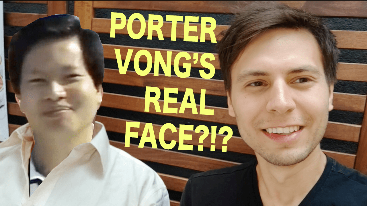 porter vong interview @ 100% electronicon