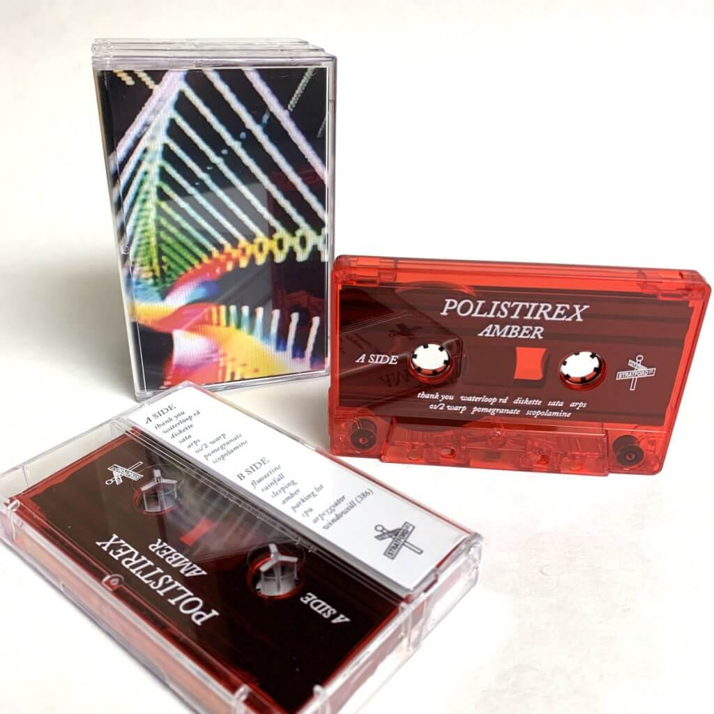 amber by polistirex (Album review) now on cassette 1
