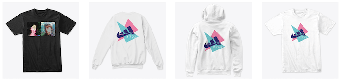 Ultimate Guide to Vaporwave Clothing / Shops 2