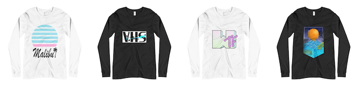 Ultimate Guide to Vaporwave Clothing / Shops 37
