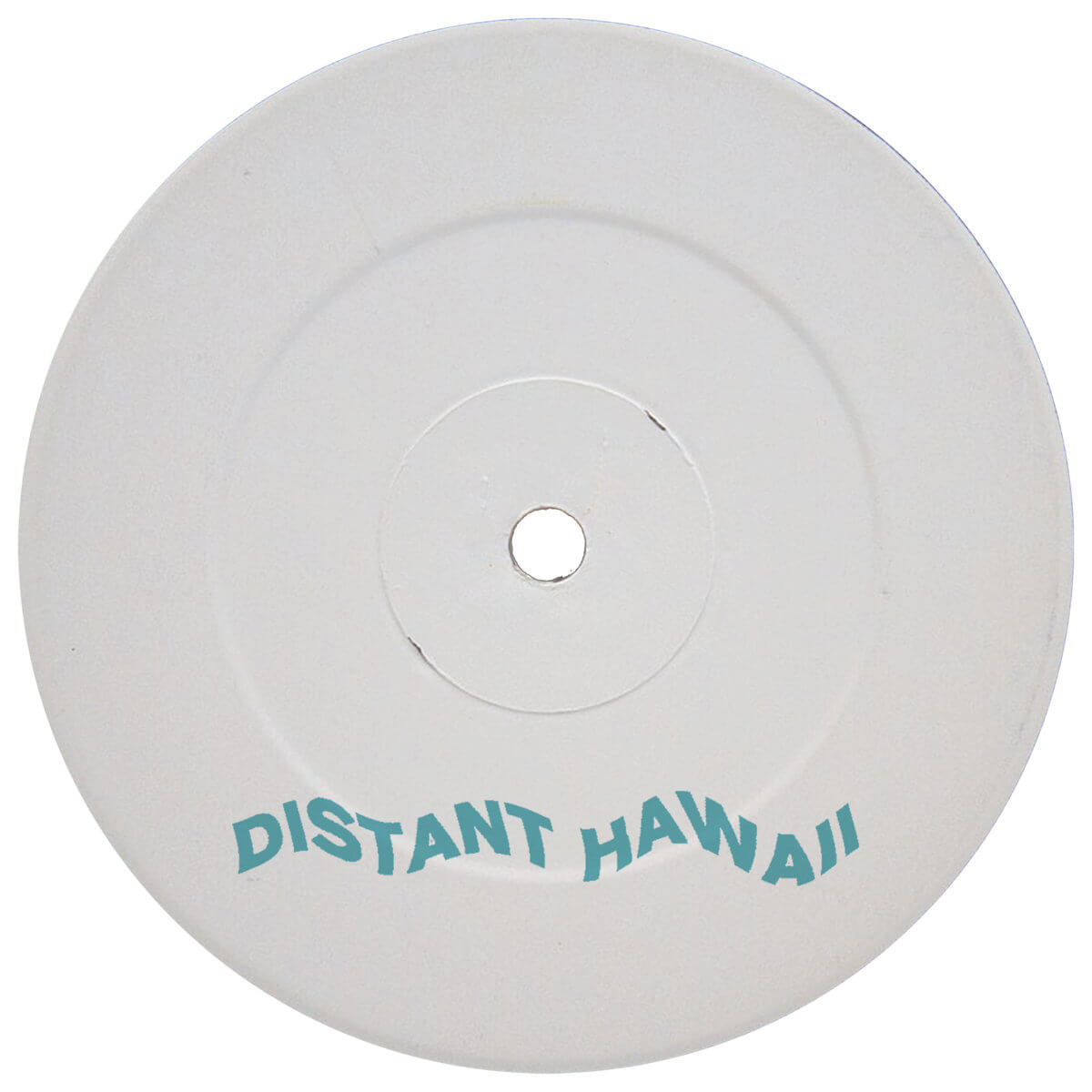 """You Can Try This EP by Sweely (12"""" Vinyl - HAWAII019) 1"""