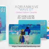 WAVE 01 by ΛDRIΛNWΛVE (Limited Edition Cassette) 4
