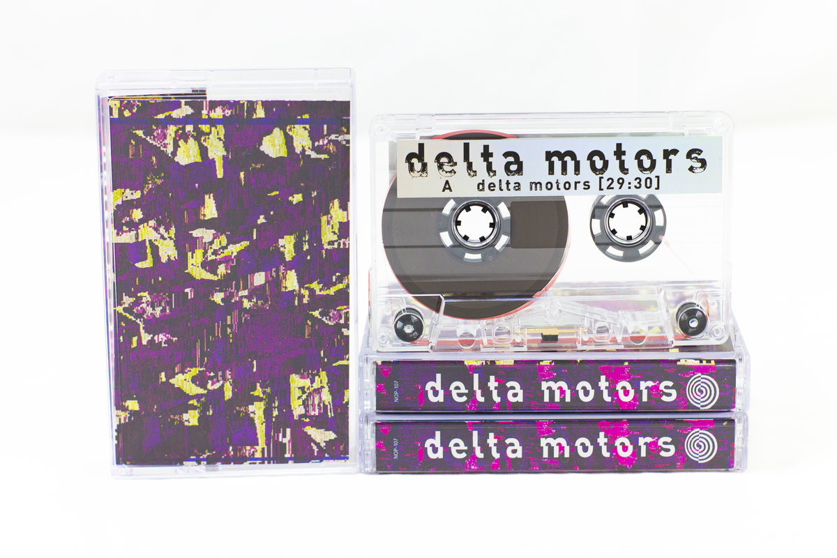 delta motors by diegolar (Cassette) 12