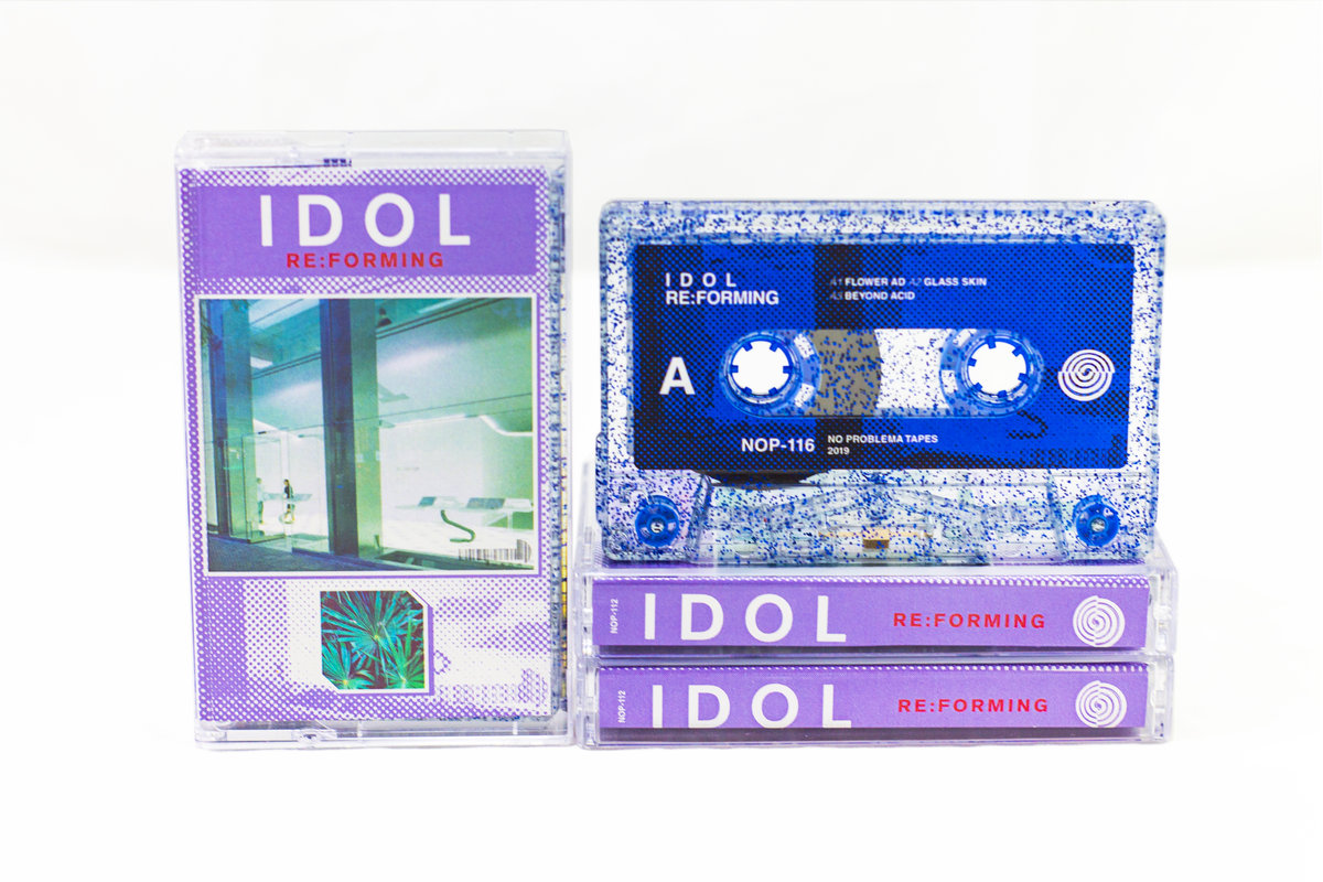 Re:Forming by Idol (Cassette) 10