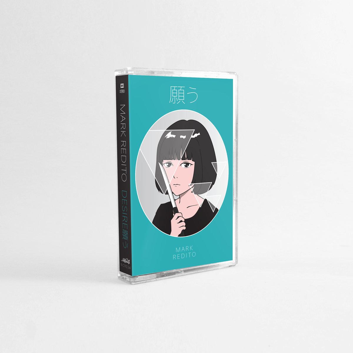 Desire 願う by Mark Redito (Cassette) 3