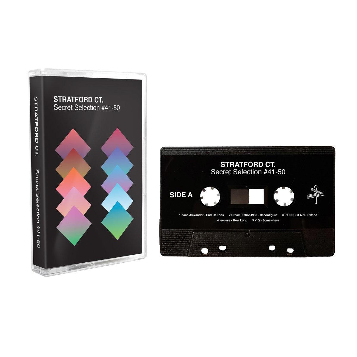Stratford Ct. | Secret Selection #41-50 by Ѕtratford Ct. (Cassette) 2