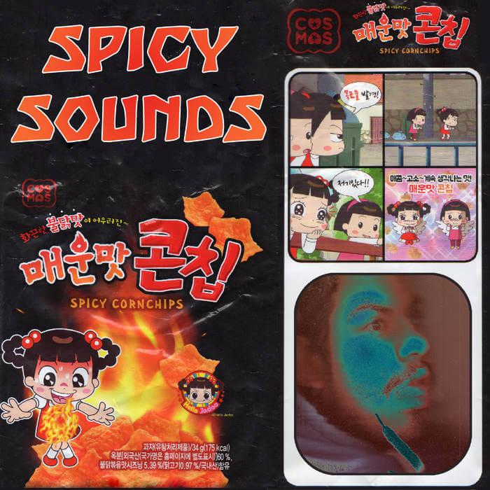 Spicy Sounds by Cepita de Naranja (Digital) 1