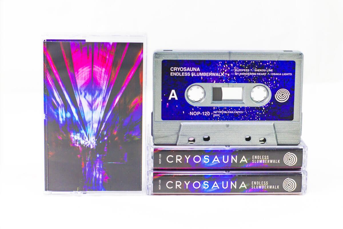 Endless Slumberwalk by CRYOSAUNA (Cassette) 10