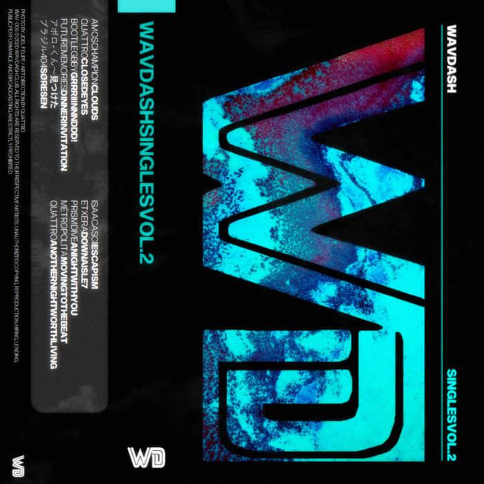Wavdash Singles (Vol. 2) by Various Artists (Digital) 2