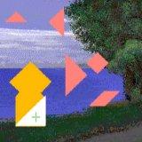 Geometry Floppy // DMT-819 by Aerobic (Digital) 4