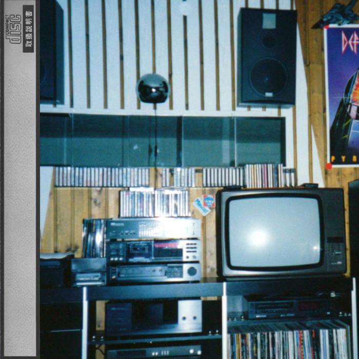Bedroom TV // DMT-835 by Office WRKR (Digital) 1