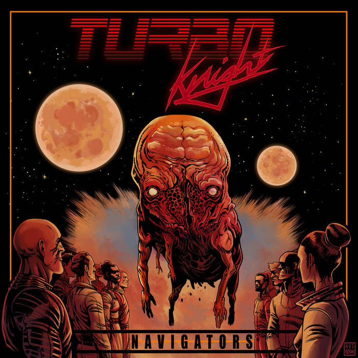 Navigators by Turbo Knight (Vinyl) 1