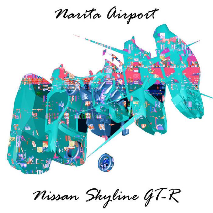 Narita Airport by Nissan Skyline GT-R (Digital) 12