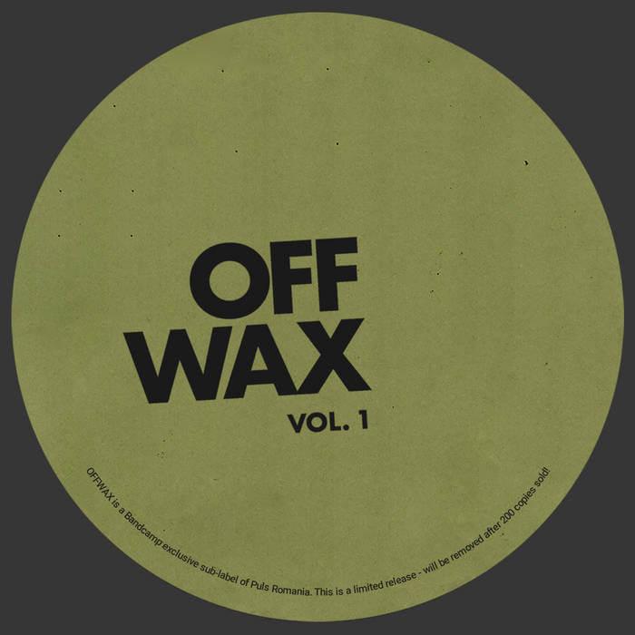 Constant Flow VA [OFFWAX001] by Robert Apetrei, Macarie (Digital) 4