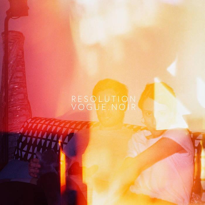 Resolution by VOGUE.NOIR (Vinyl) 9