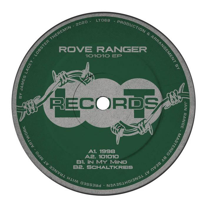 101010 EP by Rove Ranger (Vinyl) 5
