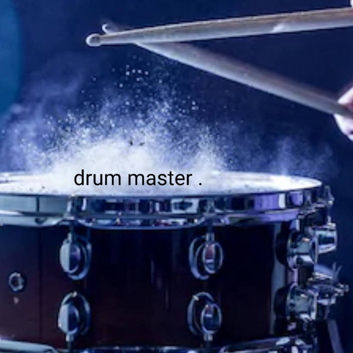 002: cool drums by coolest drum master ever (Digital) 4