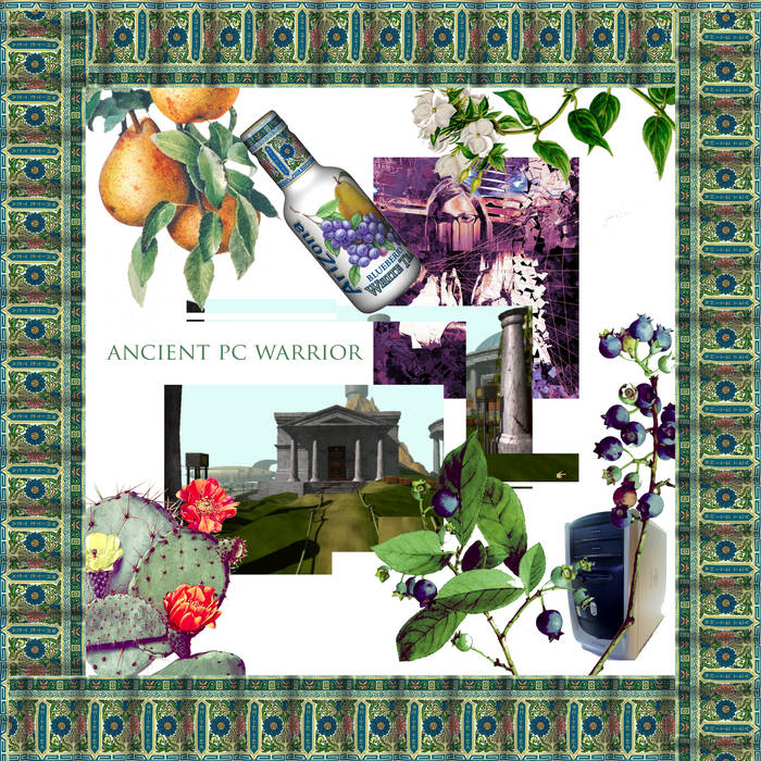 Ancient PC Warrior 元服 by PPS/BOSEBY/Broken Machine Films presents... (Cassette) 8