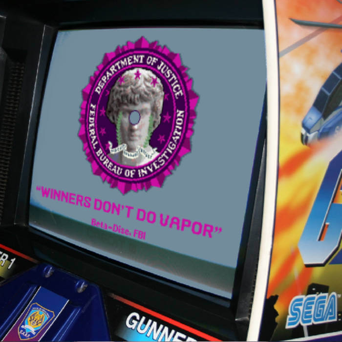 Winners Don​`​t Do Vapor by Beta_Disc (Physical) 12