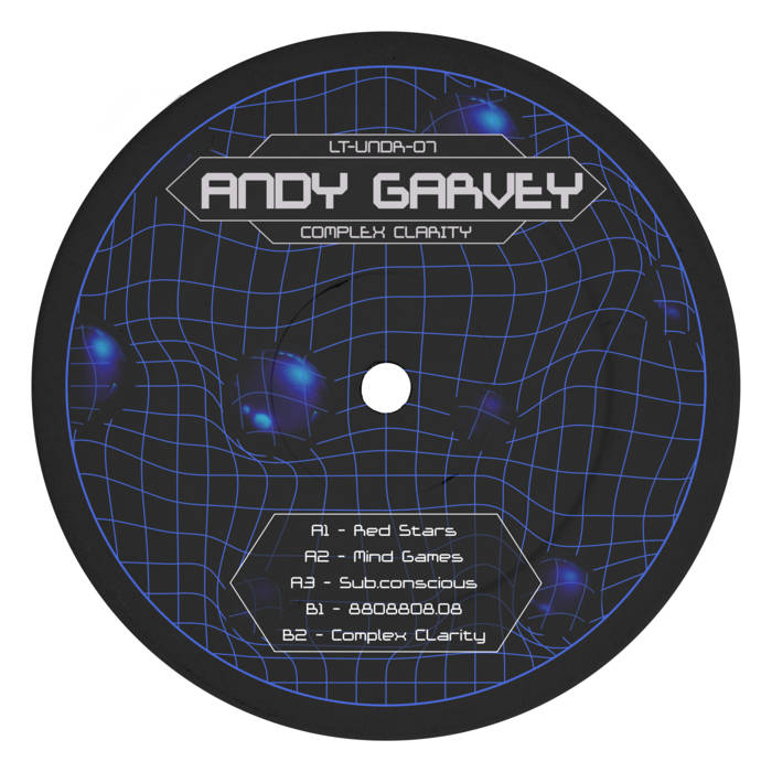 Complex Clarity EP by Andy Garvey (Vinyl) 9