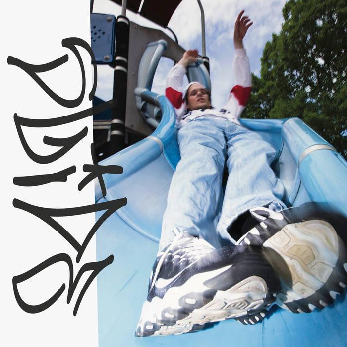 Slide by George Clanton (Vinyl) 2