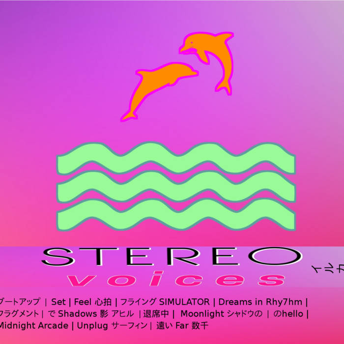 Stereo Voices by Stereo Voices (Cassette) 6