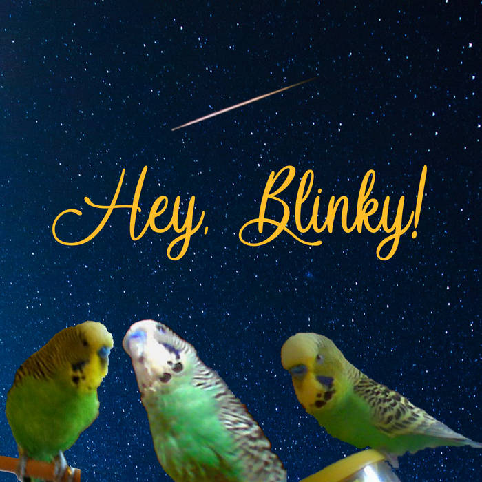 Hey Blinky! by M00NofS0rr0W (Digital) 12