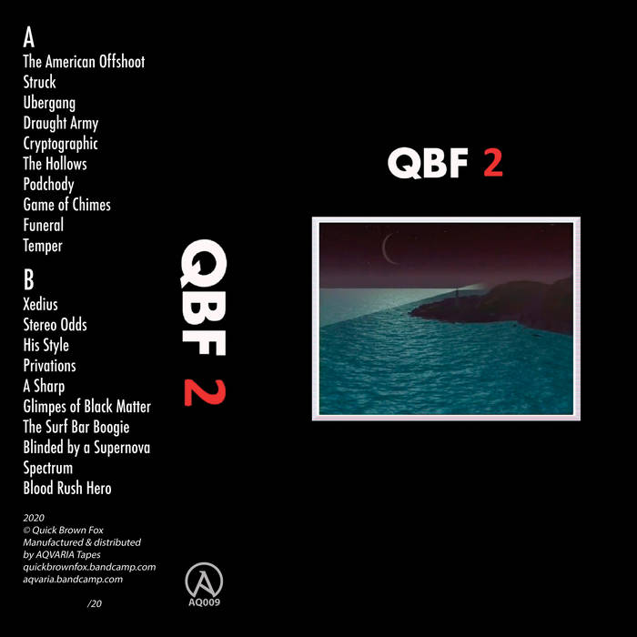 QBF 2 by Quick Brown Fox (Digital) 2