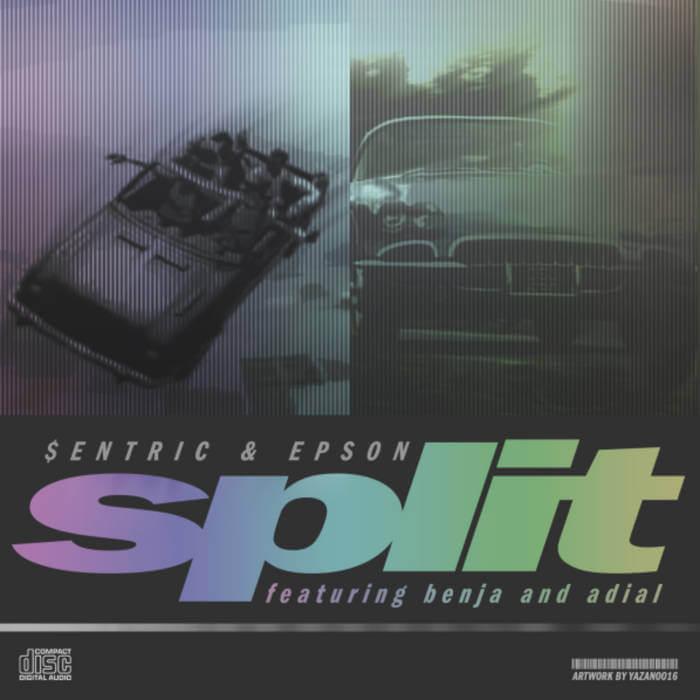 SPLIT by $entric & Epson (Cassette) 9