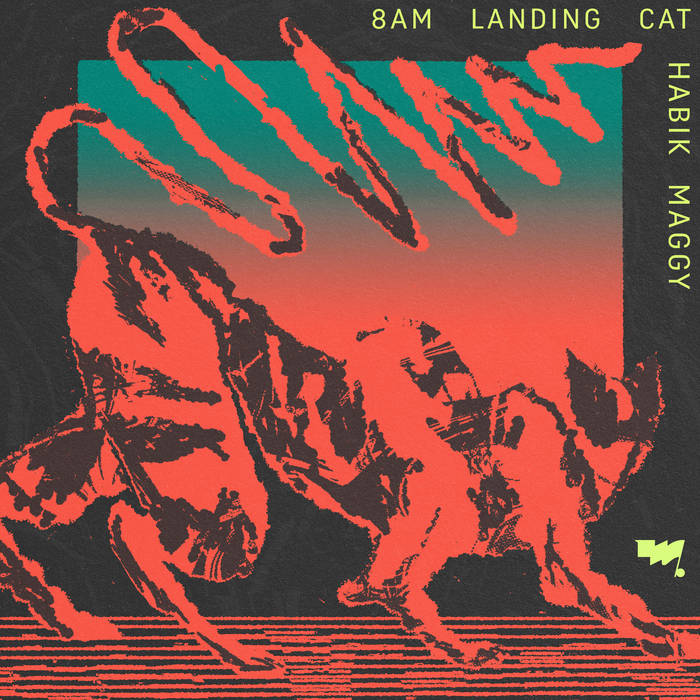 8am Landing Cat by Habik & Maggy (Digital) 9