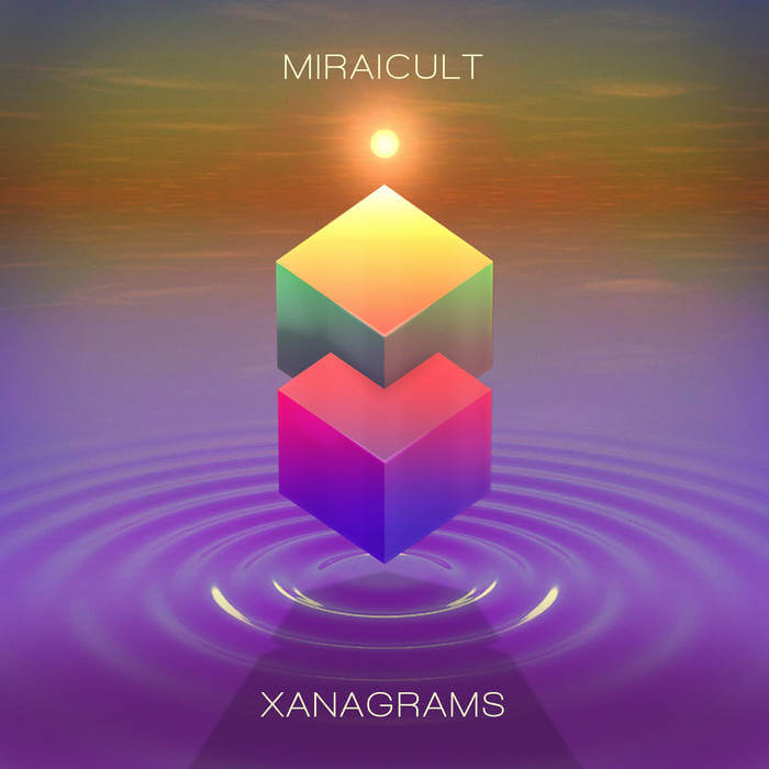 Xanagrams by MiraiCult (Cassette) 5