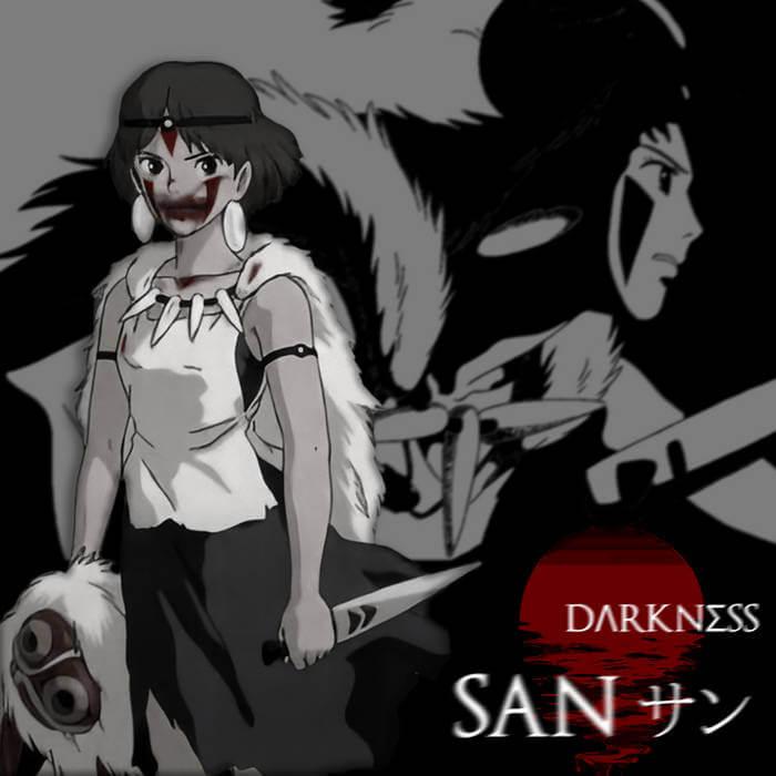 Sanサン by DΛRKNΣSS (Digital) 9