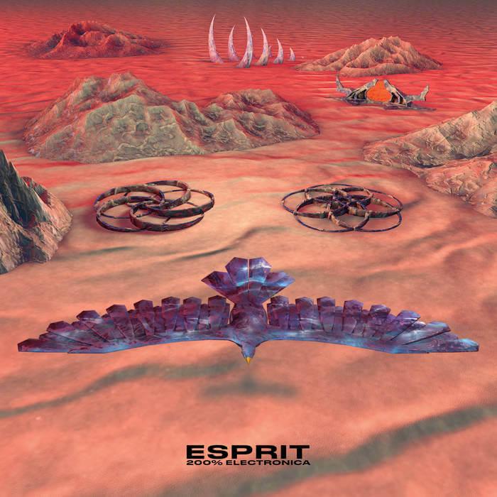 200% Electronica by ESPRIT 空想 (Vinyl) 2
