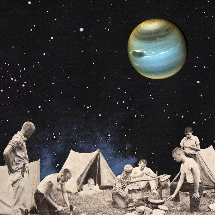 Space Camp by Doksun (Cassette) 6
