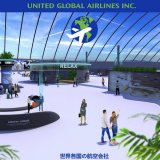 United Global Airlines Inc. by from tokyo to honolulu (Digital) 4