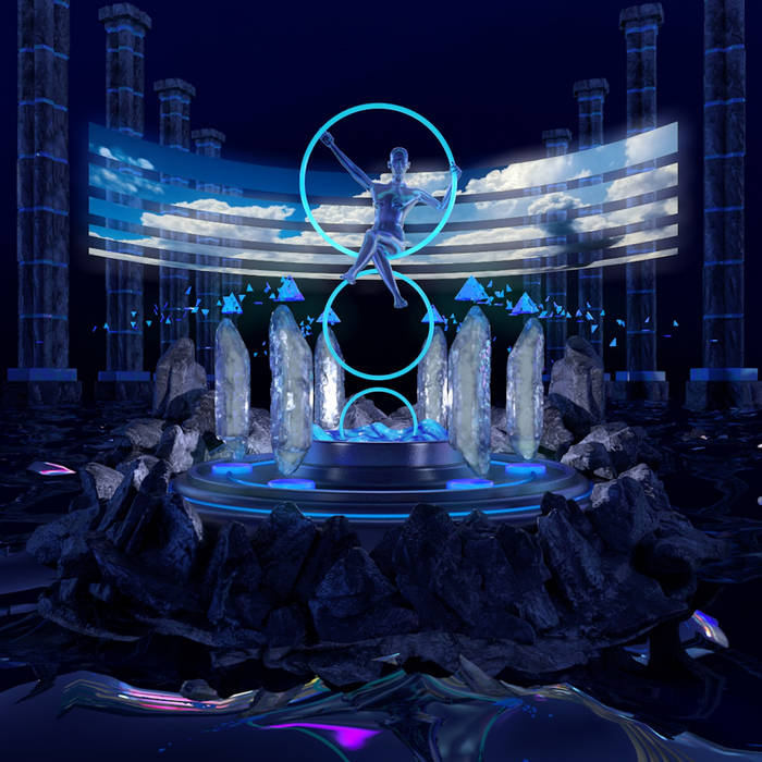 Inner Worlds by 空YAMAHA (Cassette) 5
