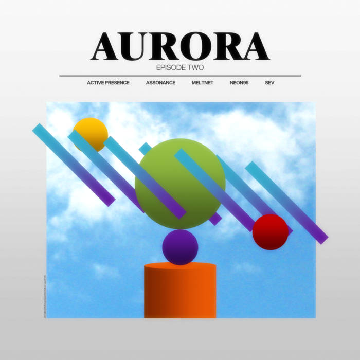 Aurora: Episode Two Mixtape by Various Artists (Cassette) 2