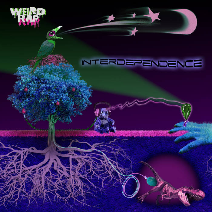 Weird Rap presents Interdependence by hecticrecs (Digital) 2