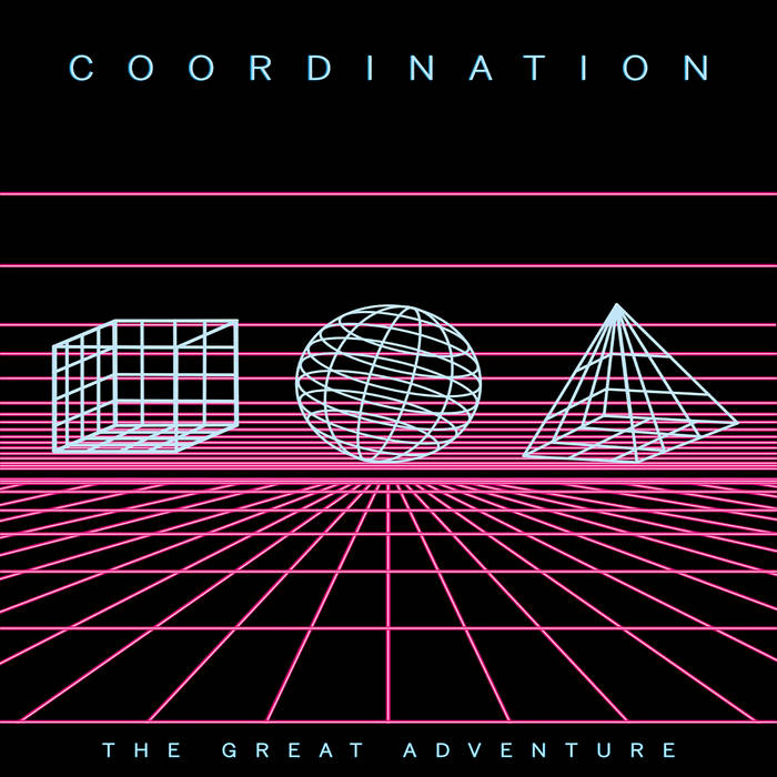 The Great Adventure by Coordination (Digital) 1