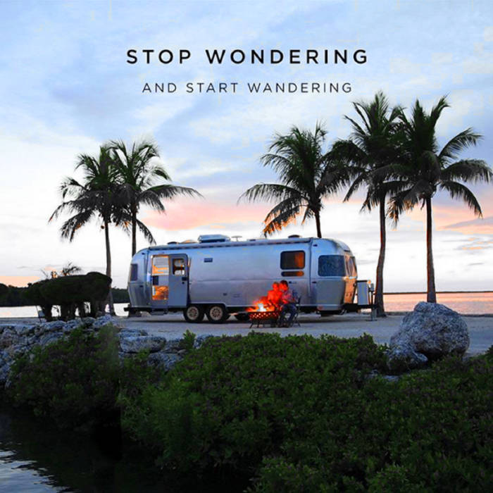 Stop Wondering and Start Wandering // DMT​​​​​​​​​​​​​​​​-​​​​​​​​​​​​​​​​880 by The Turlington Anarchists (Digital) 8