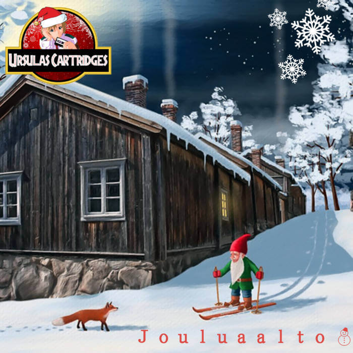 Jouluaalto ☃ by Ursula's Cartridges (Cassette) 3