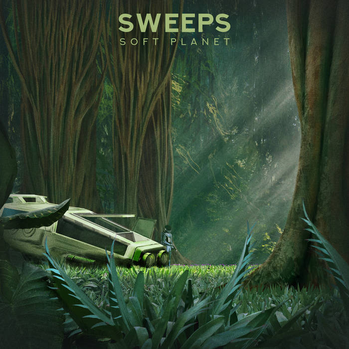 Soft Planet EP by Sweeps (Physical) 4