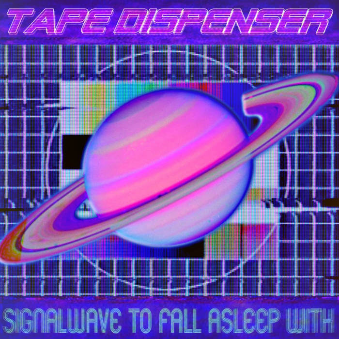 Signalwave To Fall Asleep With // DMT​​​​​​​​​​​​​​-​​​​​​​​​​​​​​873 by Tape Dispenser (Digital) 8