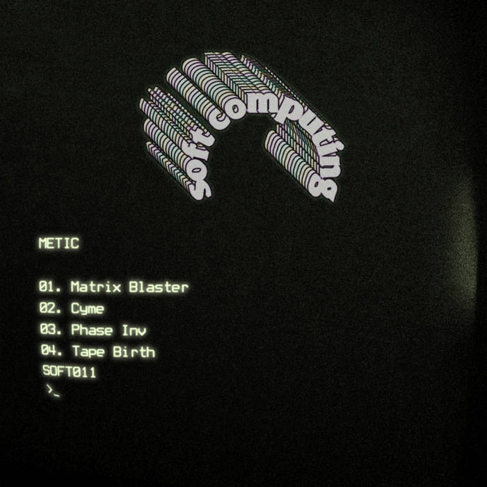 Matrix Blaster by Metic (Digital) 7