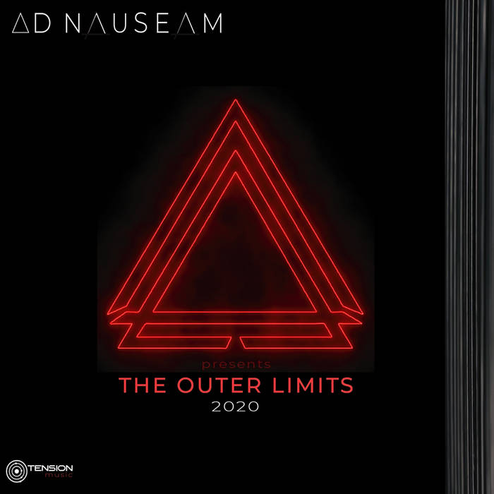 The Outer Limits (2020) (Tension Music) (Acid Techno) (AUS) by Ad Nauseam (Vinyl) 5