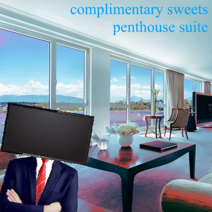 Complimentary Sweets by Penthouse Suite (Physical) 7